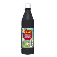 Basic Liquid Poster Paint Bottle Jovi 500ml Black