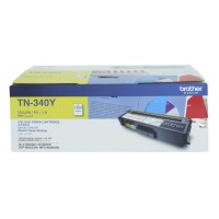 Brother TN-340 Yellow