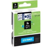 DYMO TP 12/7 BU/WH D1 (45014)