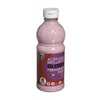Lefranc & Bourgeois Glossy Acrylic Paint Candy Pink