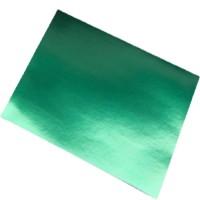 SADIPAL Aluminium Card Board Colour Sheet-225 GMS-Green 10SH/PK,