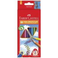 Colour Pencil Fabercastell Triangular