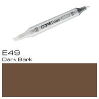 E 49 DARK BARK COPIC CIAO MARKER