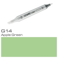 G 14 APPLE GREEN COPIC CIAO MARKER