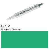 G 17 FOREST GREEN COPIC CIAO MARKER