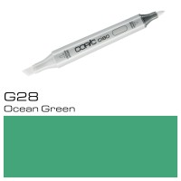 G 28 145AN GREEN COPIC CIAO MARKER