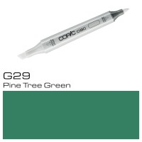 G29 PINE TREE GREEN  COPIC CIAO MARKER