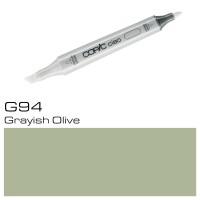 G 94 GRAYISH OLIVE COPIC CIAO MARKER