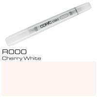 R000 CHERRY WHITE  COPIC CIAO MARKER