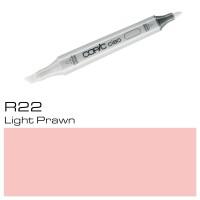 R 22 LIGHT PRAWN COPIC CIAO MARKER