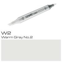 W-2 WARM GRAY NO.2  COPIC CIAO MARKER