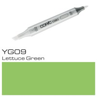 YG09 LETTUCE GREEN  COPIC CIAO MARKER