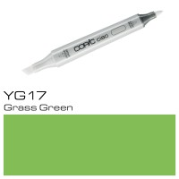 YG17 GRASS GREEN  COPIC CIAO MARKER
