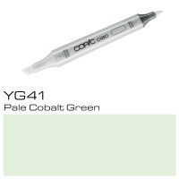 YG 41 PALE GREEN COPIC CIAO MARKER