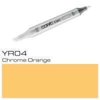 YR 04 CHROME ORANGE COPIC CIAO MARKER