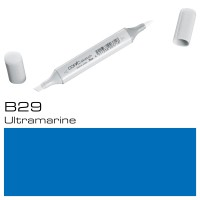 B29 ULTRAMARINE SKETCH MARKER