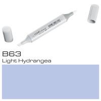 B 63 LIGHT HYDRANGEA SKETCH MARKER