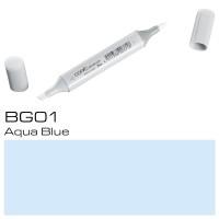BG01 AQUA BLUE SKETCH MARKER