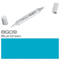 BG09 BLUE GREEN SKETCH MARKER