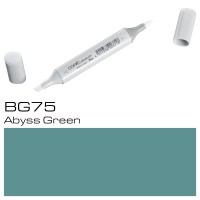 BG75 ABYSS GREEN SKETCH MARKER