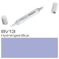 BV 13 HYDRANGEA BLUE SKETCH MARKER