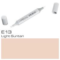 E13 LIGHT SUNTAN SKETCH MARKER