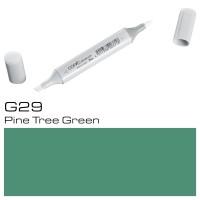 G29 PINE TREE GREEN SKETCH MARKER