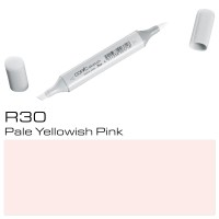 R30 PALE YELLOWISH PINK  SKETCH MARKER