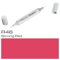 R46 STRONG RED SKETCH MARKER
