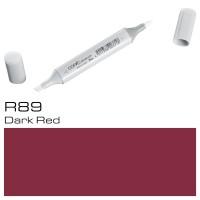 R89 DARK RED SKETCH MARKER
