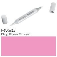 RV25 DOG ROSE FLOWER SKETCH MARKER