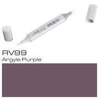 RV 99 ARGYLE PURPLE SKETCH MARKER