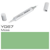 YG67MOSS SKETCH MARKER