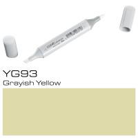 YG93 GRAYISH YELLOW SKETCH MARKER