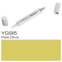 YG95 PALE OLIVE SKETCH MARKER