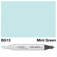 BG 13 MINT GREEN COPIC MARKER