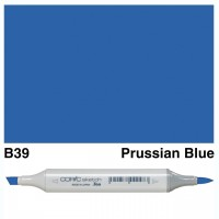 B39 PRYSSIAN BLUE SKETCH MARKER