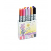 COPIC ciao Set of 12p Witch