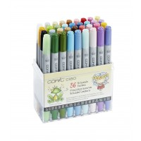 COPIC ciao Set of 36pc Set - Brillante Farben