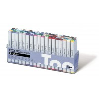 Copic Ciao Set of 72pc - Set B colors