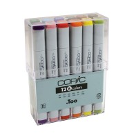 Copic Marker 12pc - Basic Set