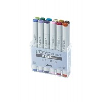 Copic Sketch 12pc Colors sets Ex-6