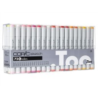 Copic Sketch 72pc Colors sets C