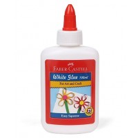 Craft Glue Fabercastell 100ml Bottle