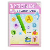 My Interesting Book English With learning Alphabets
