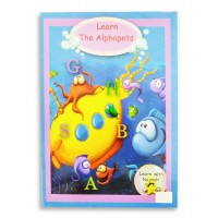 Learning Alphabet English book