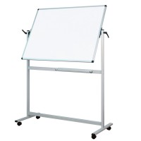 MAGNETOPLAN  MOBILE MAGNETIC WHITE BOARD (150cm x 100cm)