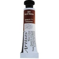 Artists' Watercolour Paint 15ml Tube by DALER-ROWNEY - Burnt Sienna