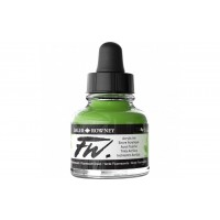 Daler-Rowney FW Ink 29.5ml Fluorescent GREEN