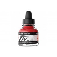 Daler-Rowney FW Ink 29.5ml Fluorescent RED
